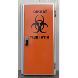 Tıbbi Atık Kapısı