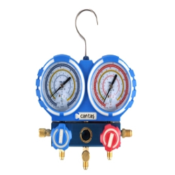 Value Manifold - 68mm VMG2-R22-B03 R22/134/404/407